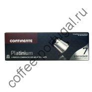 """Кофе """"Continente Platinium Espresso"""" 10 капсул"""