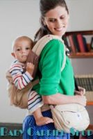 Дорожная поясная сумочка ERGO Baby Carrier «TRAVEL POUCH Camel» [Эрго Беби LP285 бежевая]