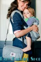 Дорожная поясная сумочка ERGO Baby Carrier «TRAVEL POUCH Grey» [Эрго Беби LP035 серая]