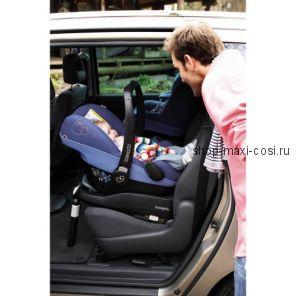 Pebble (Пеббл) с платформой Isofix Детское автокресло Maxi-Cosi Pebble с рождения и до 9 месяцев