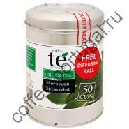 "Чай Cuidate ""Moroccan Spearmint"" зеленый 100 гр"