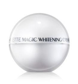 LIOELE RIZETTE MAGIC WHITENING CREAM PLUS 50ml - отбеливающий антивозрастной крем для лица