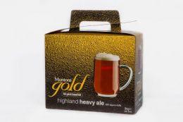 Muntons GOLD - Highland Heavy Ale (3 кг)