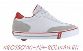 Роликовые кроссовки Heelys Smash 7660