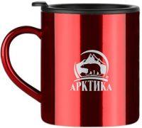 Термокружка Арктика 0,4 литра красная