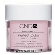 CND пудра Intense Pink - Sheer 0.8oz/22гр