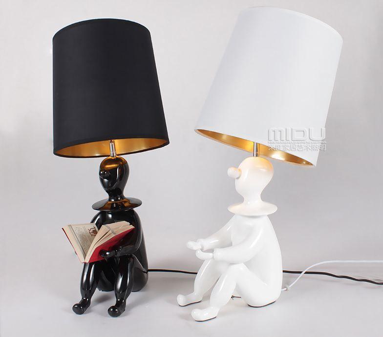 Настольный светильник-ночник  MIDU MD0403