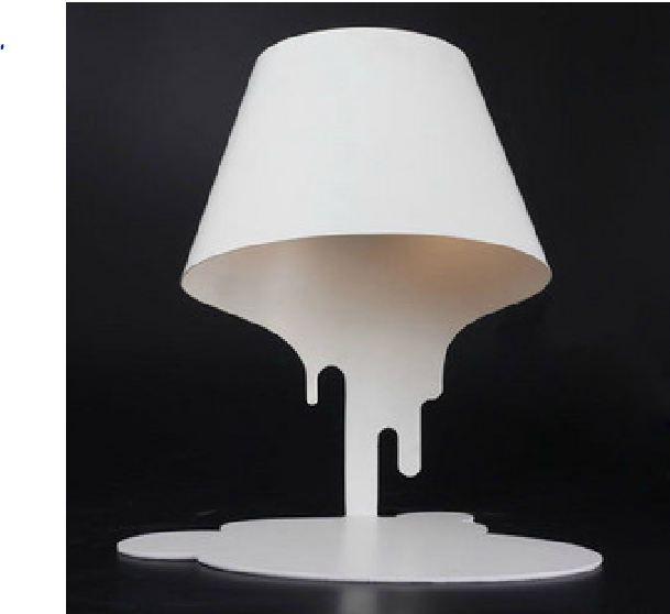Настольная лампа E011