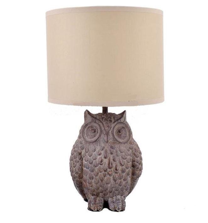 Настольный светильник Сова DA3057