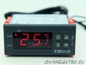 Терморегулятор STC-1000