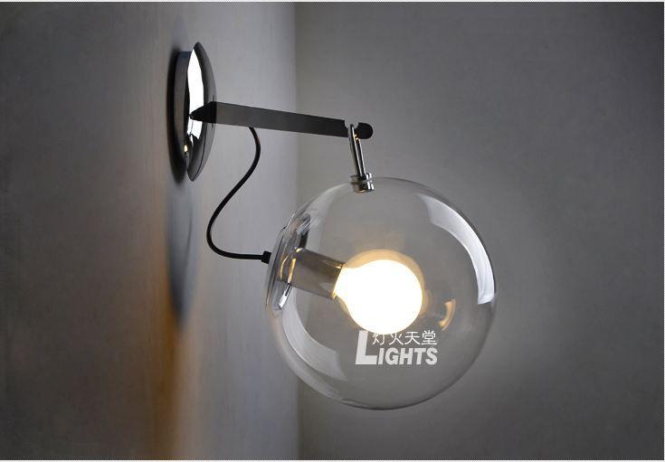 Настенный светильник Miconos W5020