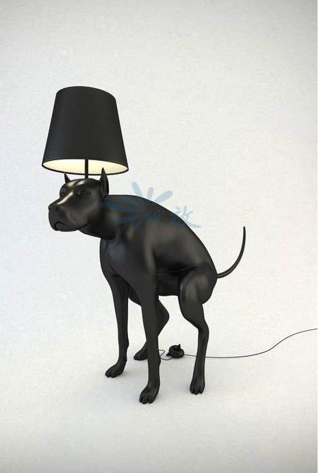 Напольный светильник/ Большая собака Gdy TF2880/Good Boy