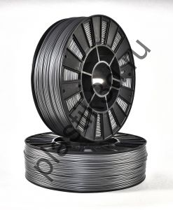 PLA 1,75 мм серебро (металлик)