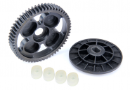 Metal Spur Gear Set 57t