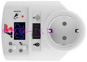 Реле (сетевой фильтр) защиты от скачков напряжения ST-002
