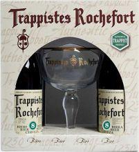 Подарочный набор Trappistes Rochefort