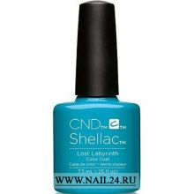 CND Shellac Lost Labyrinth 0.25oz/7.3мл