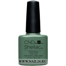CND Shellac Wild Moss 0.25oz/7.3мл