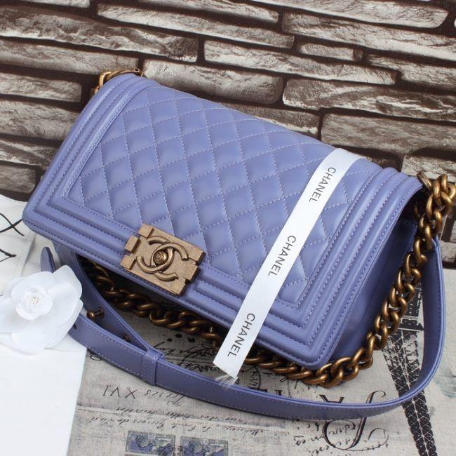 Сумка Chanel Boy Shoulder Bag 25cm