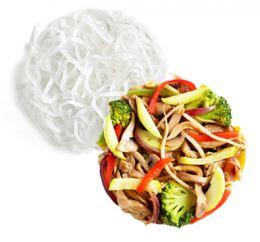 Харусамэ с овощами