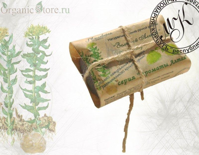 """Натуральное мыло """"Золотой Алтай"""""""