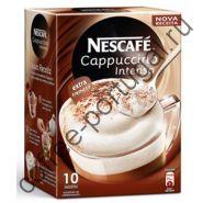 "Кофе растворимый ""Nescafe Cappuccino Intenso"" 10 пакетов"