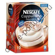 """Кофе растворимый """"Nescafe Cappuccino Descafeinado"""" 10 пакетов"""