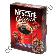 """Кофе растворимый """"Nescafe Classico Descafeinado"""" 10 пакетов"""