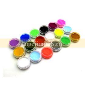 Цветная акриловая пудра Colors Acrylic Glitter