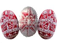 Пасхальное яйцо 3D расписное Пасхальные пряники Подарки на Пасху