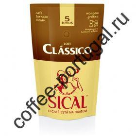 """Кофе """"Sical 5 Estrelas"""" грубый помол  250 гр"""