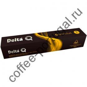 """Кофе """"Delta Q Qonviqtus"""" 10 капсул"""