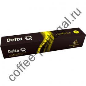 """Кофе """"Delta Q Deliqatus"""" 10 капсул"""