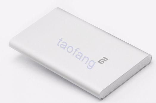 Xiaomi Power Bank на 5000mAh