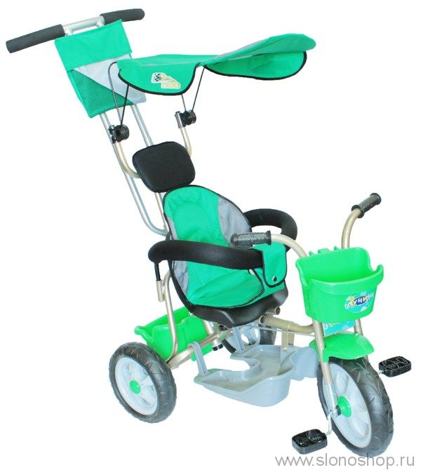 велосипед детский лучик-2