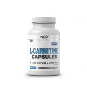 VP L-Carnitine Capsules 90капсул