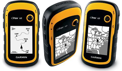 GARMIN eTrex 10 GPS, GLONASS