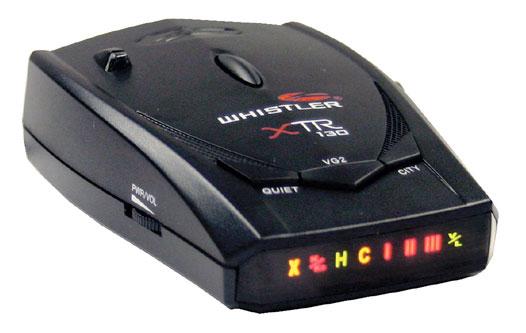 WHISTLER  XTR 130