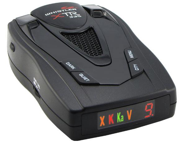WHISTLER  XTR 335