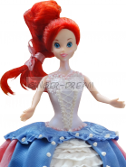"Торт ""Кукла"" Подарок для девочки"