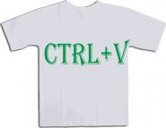 CTRL+V