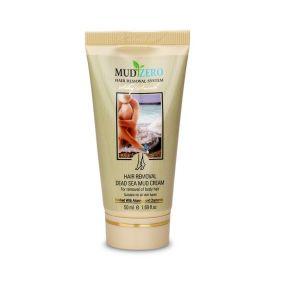 Женский крем для удаления волос на основе грязи Мертвого моря, 50 мл