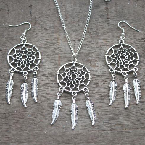 Комплект Set-041 Ожерелье+Серьги