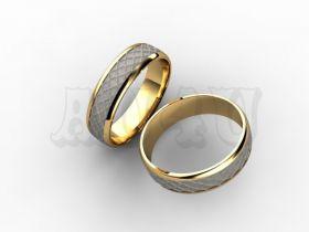 Обручальное кольцо LR 1804 d