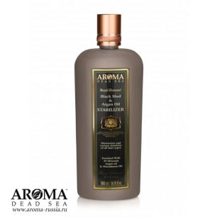 Стабилизатор для волос с грязью Мертвого моря и аргановым маслом Aroma Dead Sea