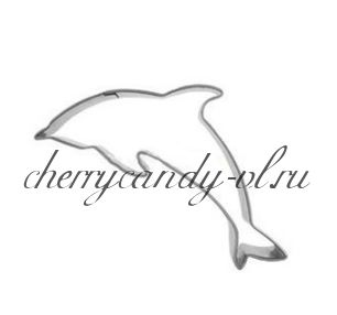 """Форма металлическая """"Дельфин"""""""
