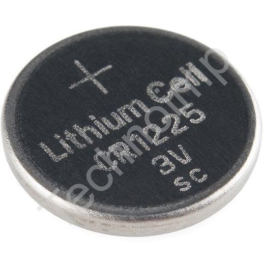 Батарейка литиевая REXANT CR1225