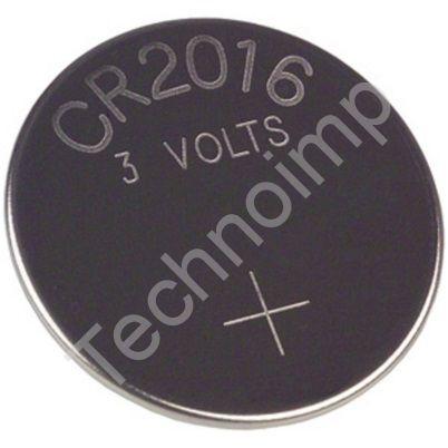 Батарейка литиевая REXANT CR2016