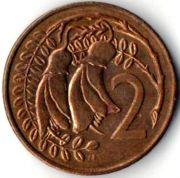 2 цента. 1982 год.