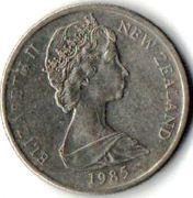 5 центов. 1985 год.